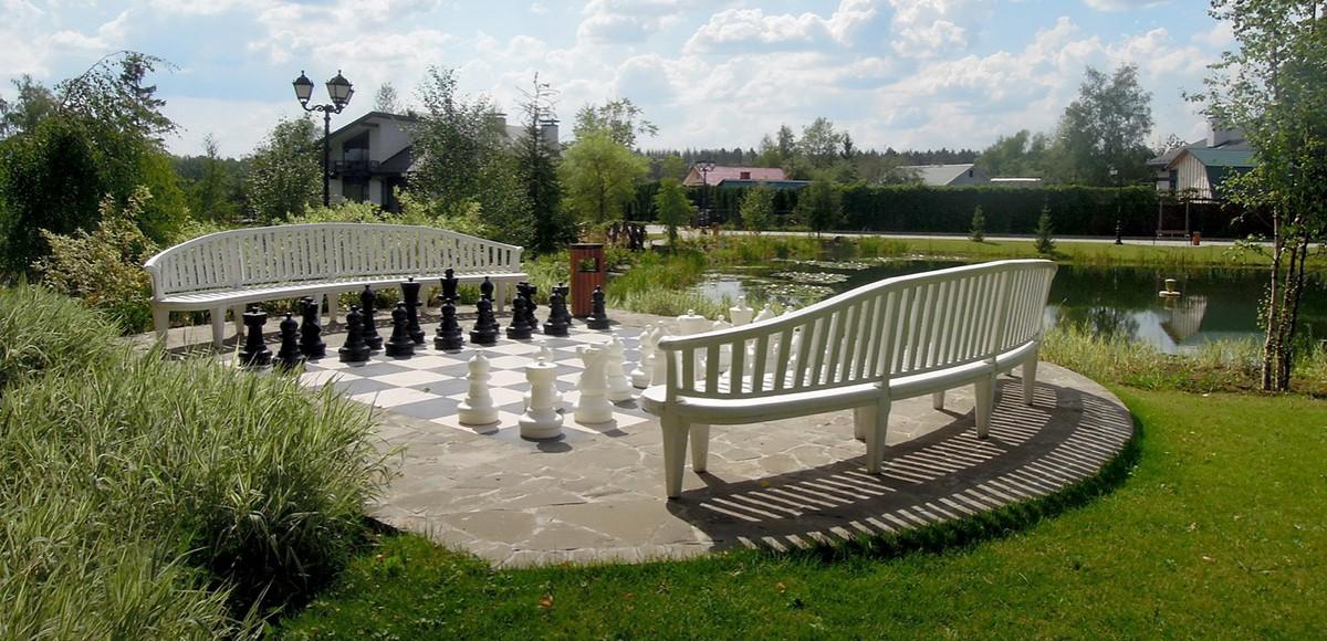 Большие шахматы, КП Трувиль