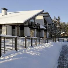 Дом на набережной в КП Трувиль